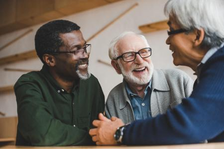 Assembly for older people
