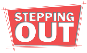 Stepping Out logo