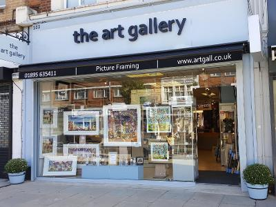 The Art Gallery Ruislip Manor